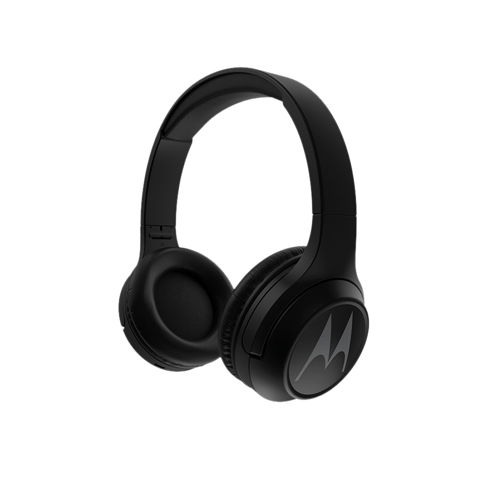 Motorola Escape 210 Over Ear Bluetooth Headphones With Alexa Motorola