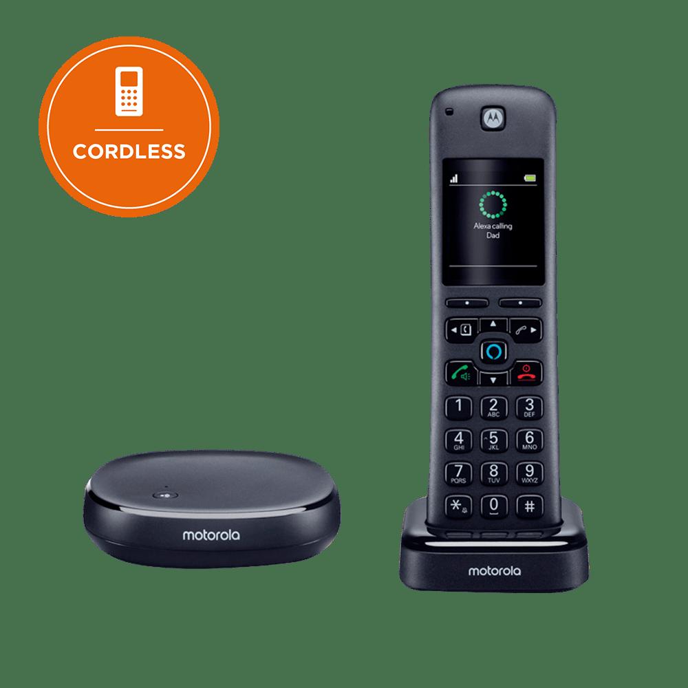 axh01 telephone with alexa