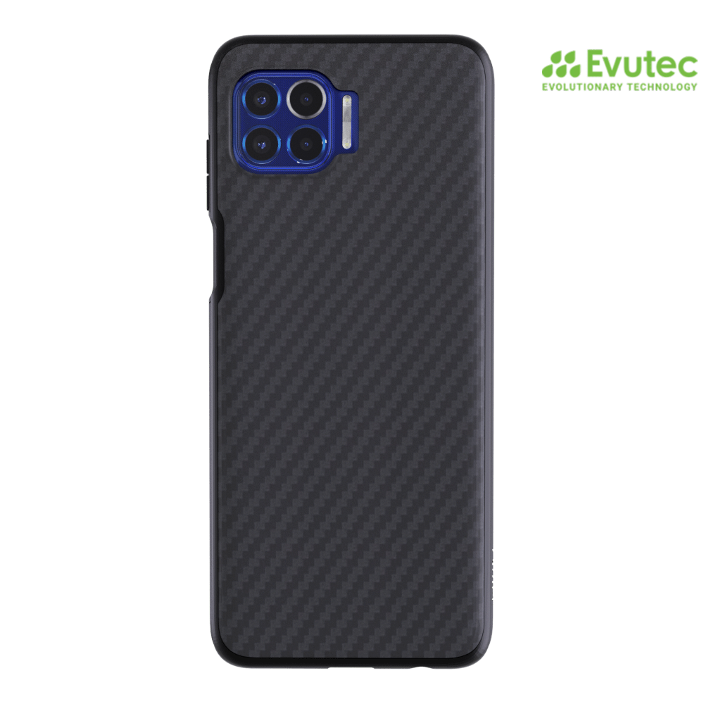 Evutec AER Karbon for motorola one 5G