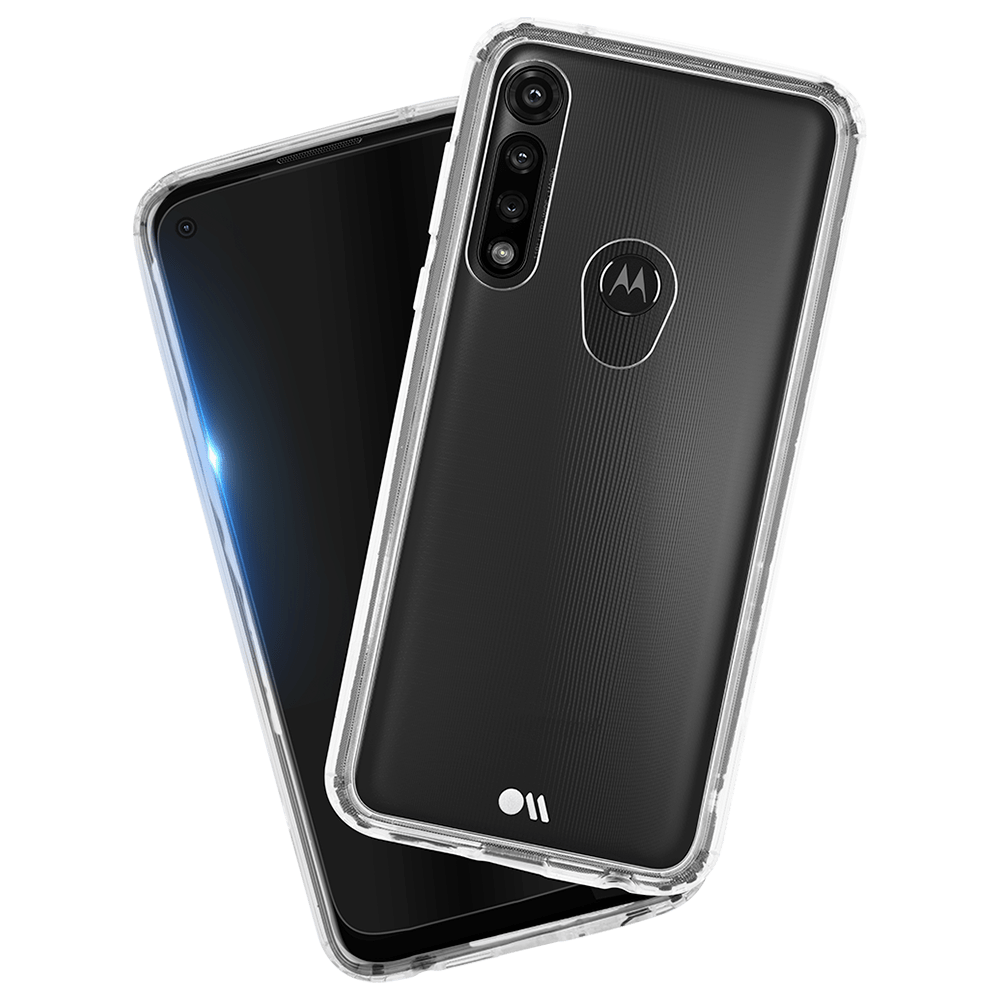 Case-Mate Protection Pack for Moto G Power Clear