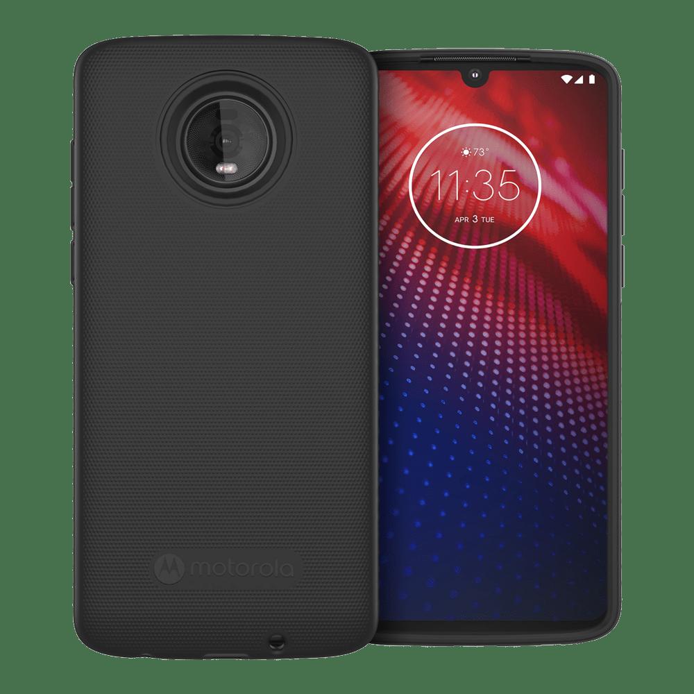 Motorola Protective Case for Moto z⁴ - Black
