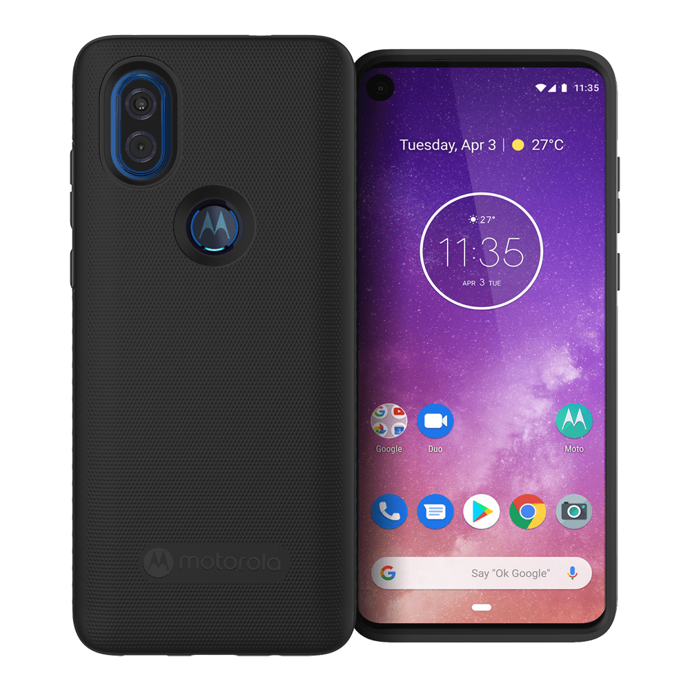 Motorola Protective Case for One Vision - Black