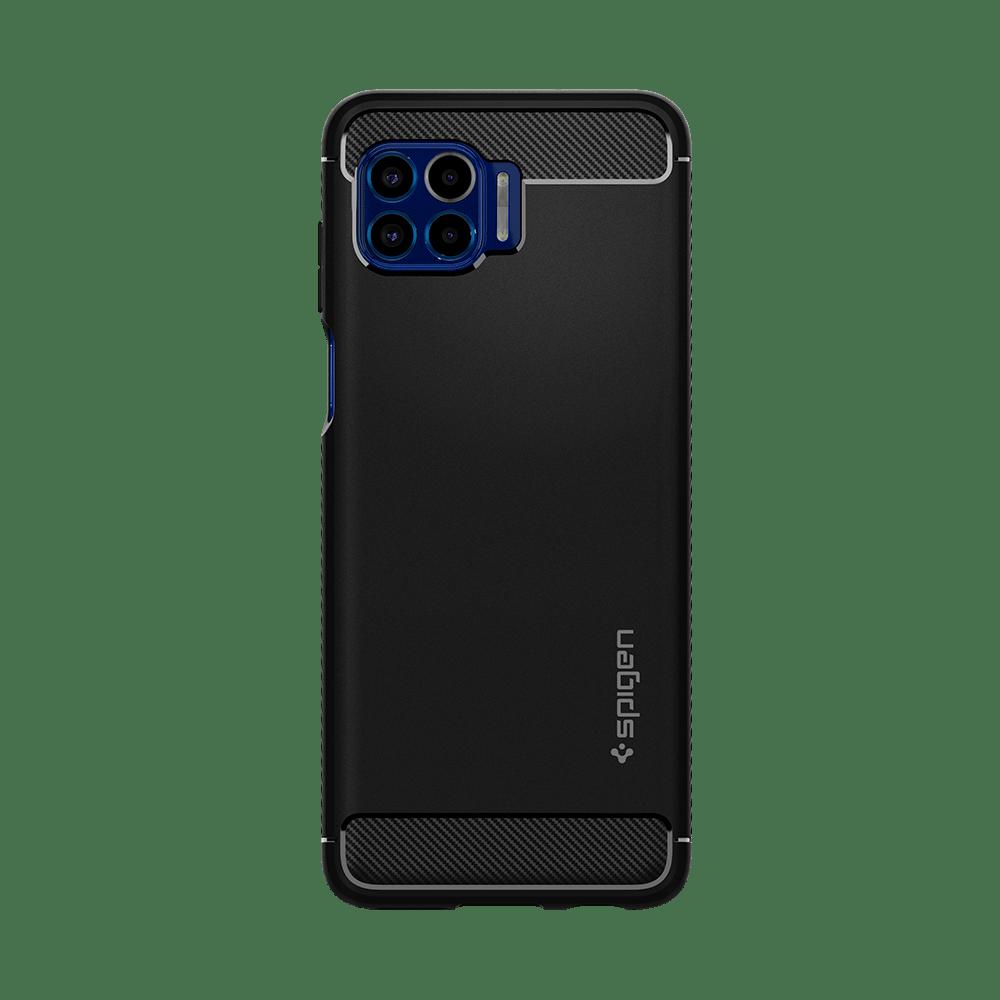 Spigen Rugged Armor Case for Motorola One 5g