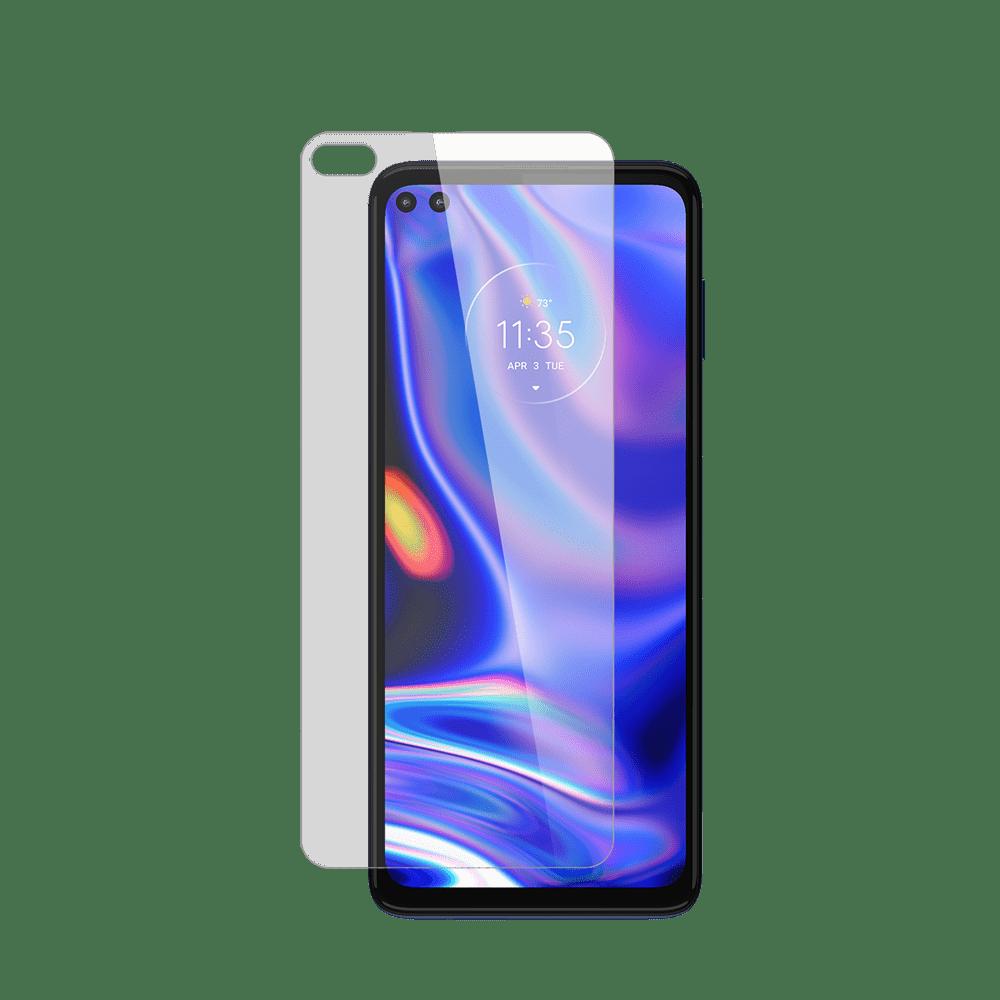 Motorola Glass Screen Protector for Motorola One 5G (2020) - Antimicrobial*