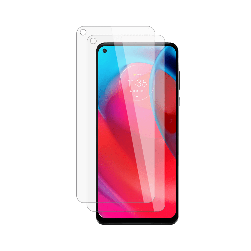 [2 Pack] Motorola Glass Screen Protector for Moto g Stylus 5G