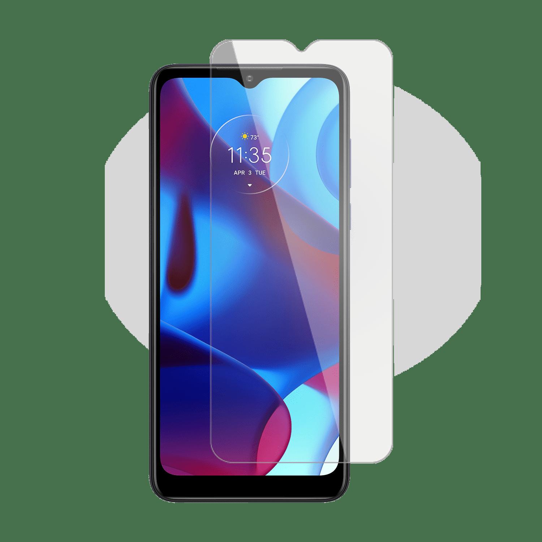 Motorola Essentials Glass Screen Protector for Moto G Pure (2021)