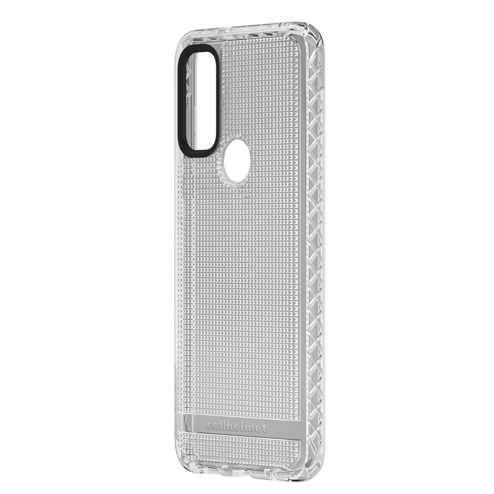 Cellhelmet Altitude X Series for moto g pure-Clear