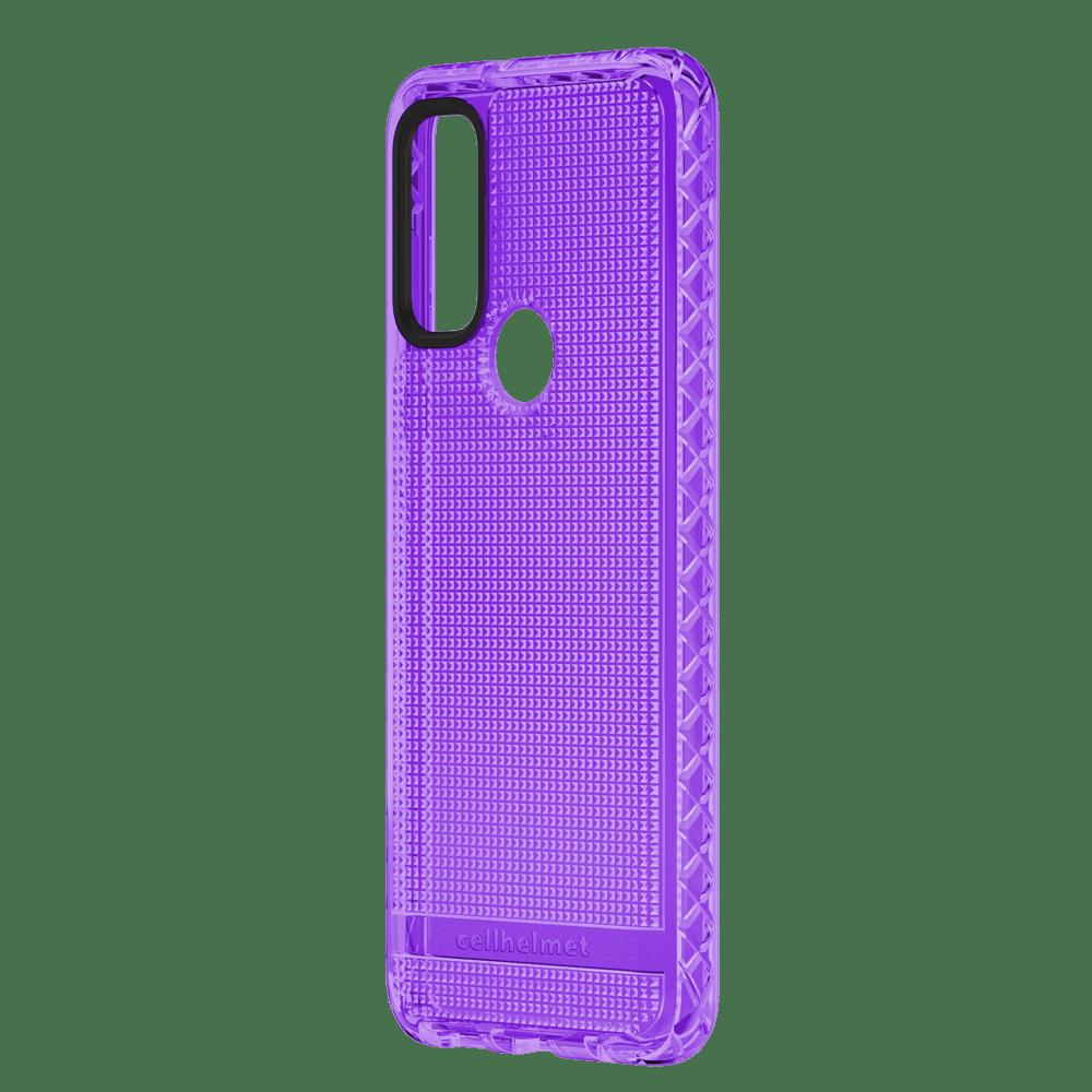 Cellhelmet Altitude X Series for moto g pure-Purple