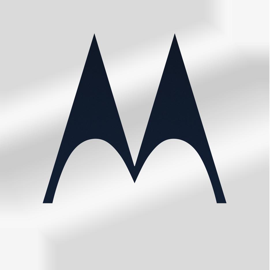 Motorola bat wings logo