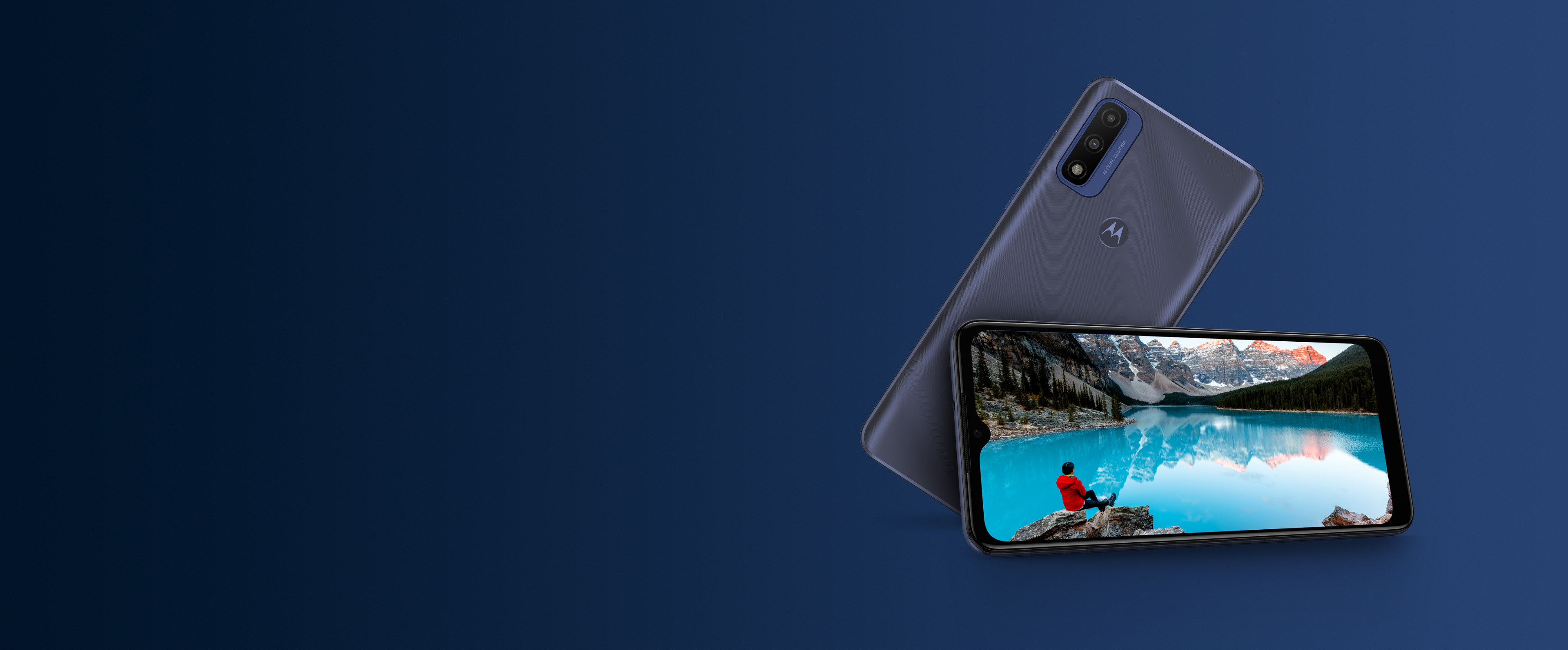 ULTRA-WIDE DISPLAY.<br>2-DAY BATTERY.